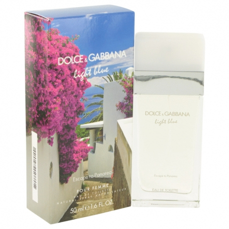 Dolce & Gabbana Light Blue Escape To Panarea Eau De Toilette Spray