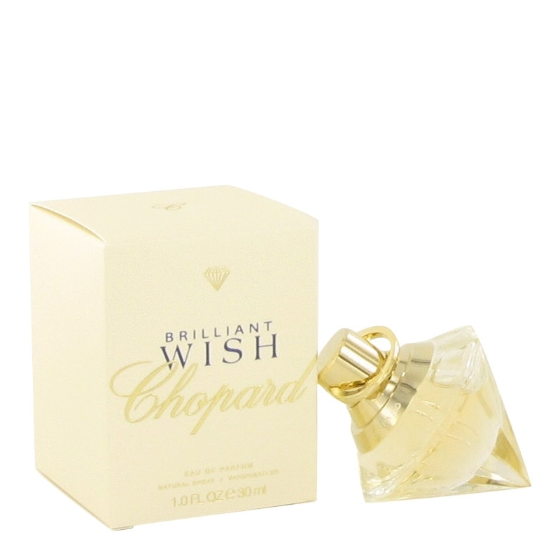 Parfum Wish De Eau Spray Brilliant Chopard ARqL34j5