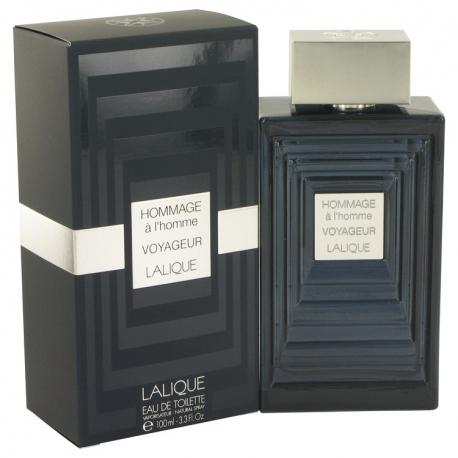 Lalique Hommage A L'homme Voyageur Eau De Toilette Spray