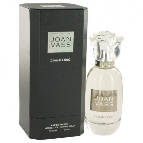 Joan Vass L'eau De Cristal Eau De Parfum Spray