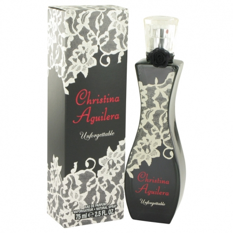 Christina Aguilera Unforgettable Eau De Parfum Spray