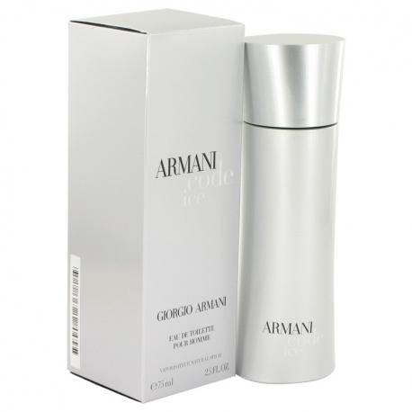 Giorgio Armani Armani Code Ice Homme Eau De Toilette Spray