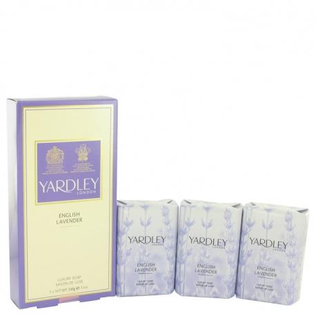 Yardley English Lavender 3 Soaps