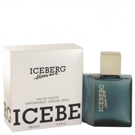Iceberg Homme Eau De Toilette Spray