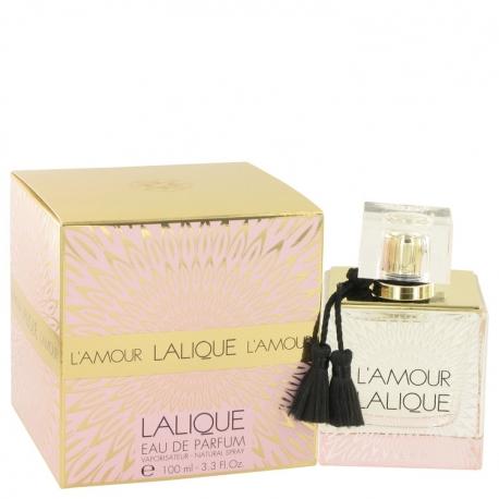 Lalique L'amour Eau De Parfum Spray