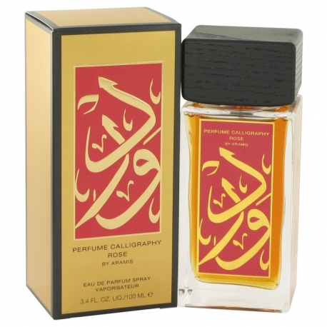 Aramis Perfume Calligraphy Rose Eau De Parfum Spray