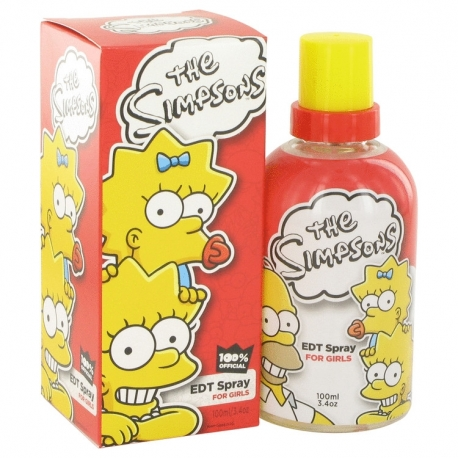 Air-val International The Simpsons Eau De Toilette Spray