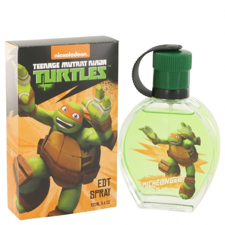 Marmol & Son Teenage Mutant Ninja Turtles Michelangelo Eau De Toilette Spray