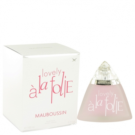 Mauboussin Lovely À La Folie Eau De Parfum Spray
