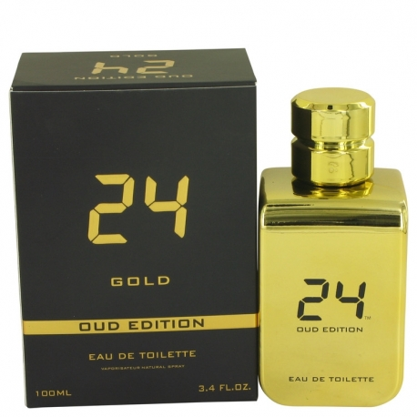 Scentstory 24 Gold Oud Edition Eau De Toilette Concentree Spray (Unisex)