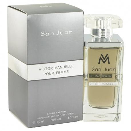 Victor Manuelle San Juan Eau De Parfum Spray