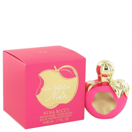 Nina Ricci La Tentation De Nina Eau De Toilette Spray (Limited Edition)