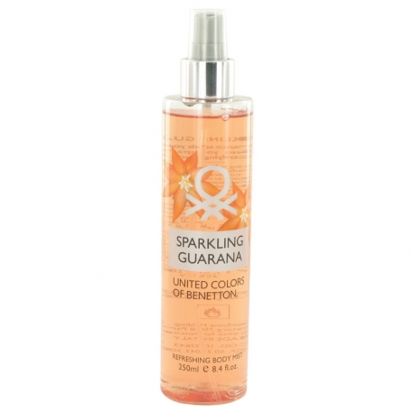 Benetton Sparkling Guarana Refreshing Body Mist
