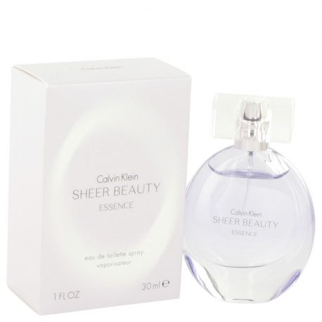 Calvin Klein Sheer Beauty Essence Eau De Toilette Spray