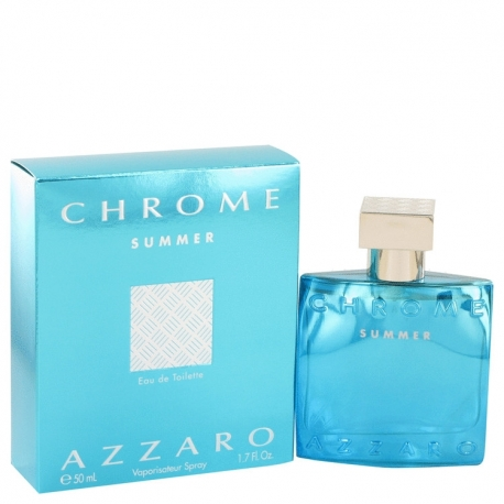 Azzaro Chrome Limited Edition 2014 Eau De Toilette Spray