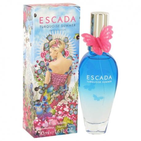 Escada Turquoise Summer Eau De Toilette Spray