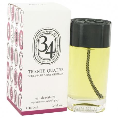 Diptyque 34 Boulevard Saint Germain Eau De Toilette Spray (Unisex)
