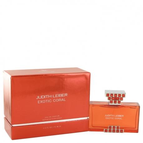 Judith Leiber Exotic Coral Eau De Parfum Spray