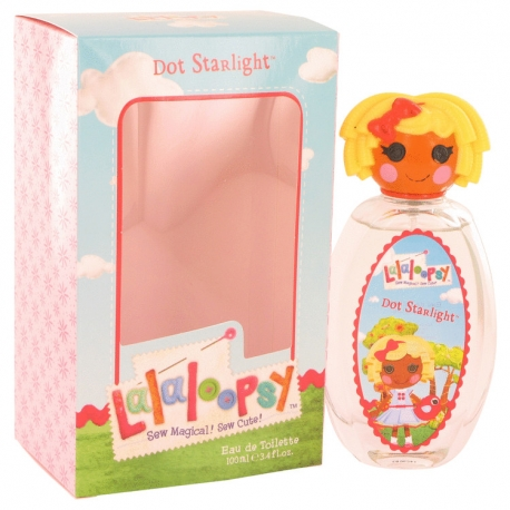 Marmol & Son Lalaloopsy (dot Starlight) Eau De Toilette Spray (Dot Starlight)
