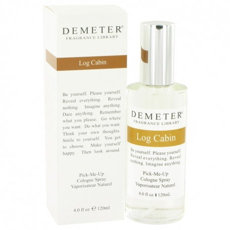 Demeter Fragrance Log Cabin Cologne Spray