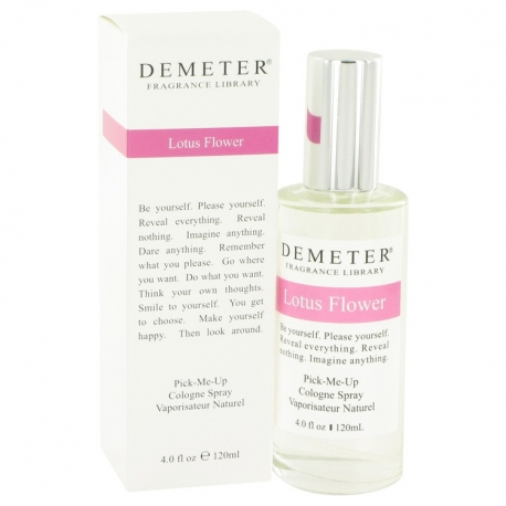 Demeter Fragrance Lotus Flower Cologne Spray