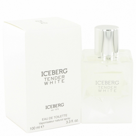 Iceberg Tender White Eau De Toilette Spray