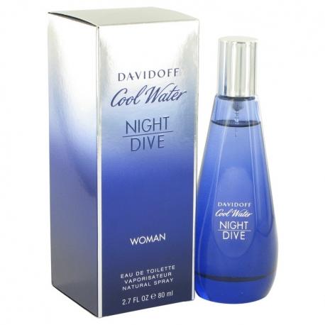 Davidoff Cool Water Night Dive Woman Eau De Toilette Spray