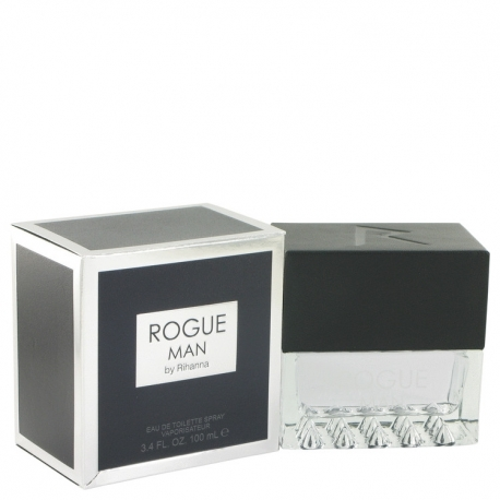 Rihanna Rogue Man Eau De Toilette Spray