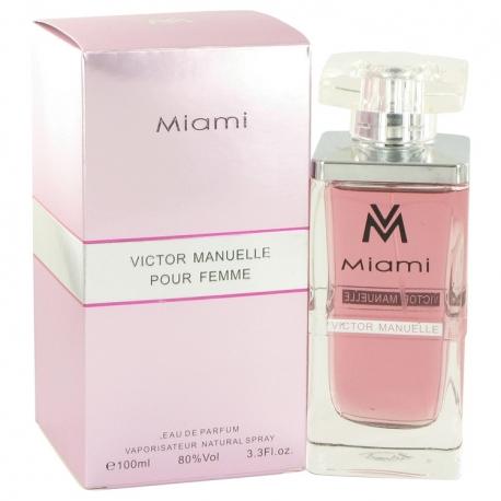 Victor Manuelle Miami Eau De Parfum Spray