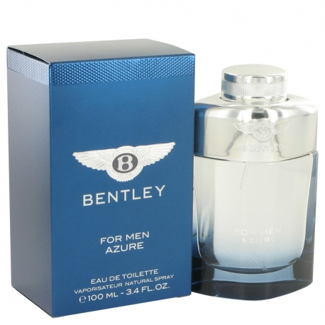 Bentley Azure Eau De Toilette Spray