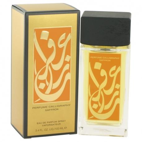 Aramis Perfume Calligraphy Saffron Eau De Parfum Spray