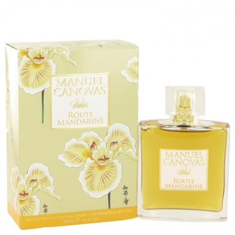 Manuel Canovas Route Mandarine Eau De Parfum Spray