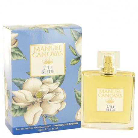 Manuel Canovas L`ile Bleue Eau De Parfum Spray