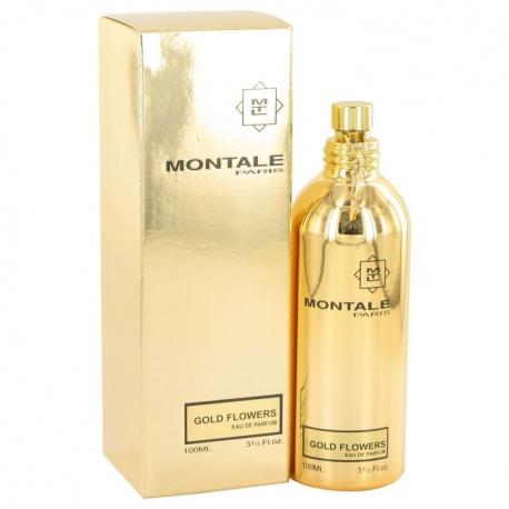 Montale Gold Flowers Eau De Parfum Spray