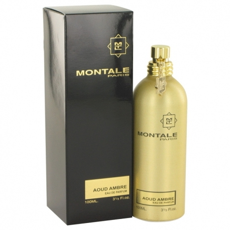 Montale Aoud Ambre Eau De Parfum Spray