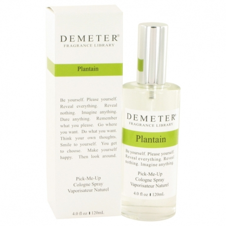 Demeter Fragrance Plantain Cologne Spray