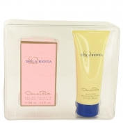 Oscar de La Renta So De La Renta Gift Set 100 ml Eau De Toilette Spray + 200 ml Body Lotion