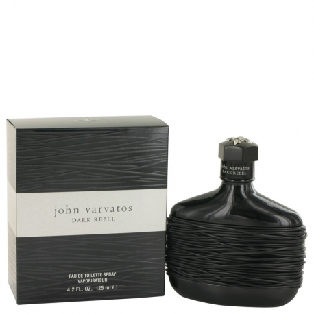 John Varvatos Dark Rebel Eau De Toilette Spray