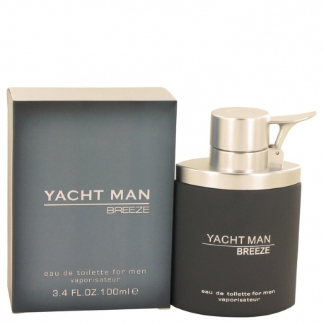 Myrurgia Yacht Man Breeze Eau De Toilette Spray