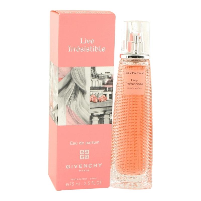 Givenchy Live Irresistible Eau De Parfum Spray