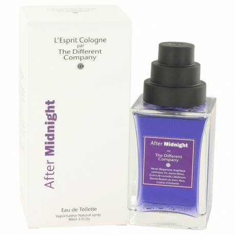 The Different Company After Midnight Eau De Toilette Spray (Unisex)