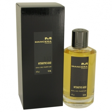 Mancera Black Intensive Aoud Eau De Parfum Spray