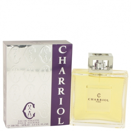 Charriol Men Eau De Toilette Spray