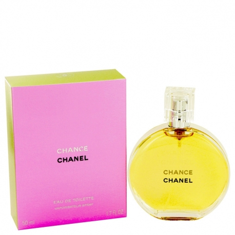 Chanel Chance Parfum Eau De Toilette Spray
