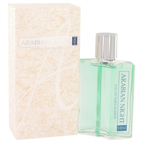 Jacques Bogart Arabian Nights Eau De Parfum Spray