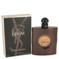 Yves Saint Laurent Black Opium Eau De Toilette Spray