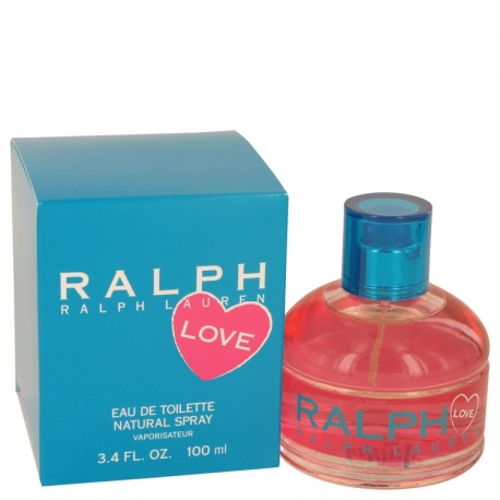 Ralph Lauren Love Eau De Toilette Spray (2016)
