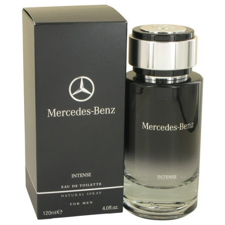 Mercedes Benz Mercedes Benz Intense Eau De Toilette Spray