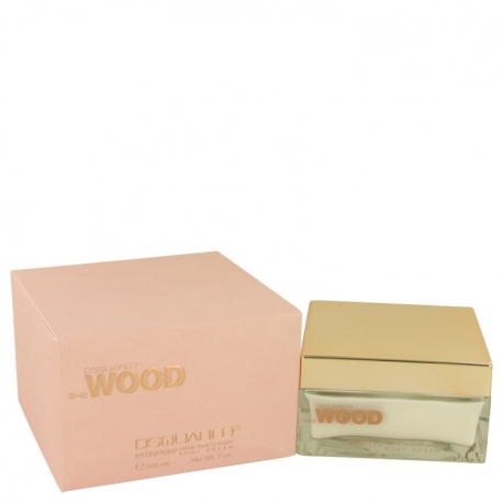 Dsquared² She Wood Body Cream