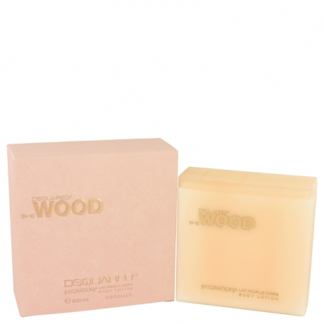 Dsquared² She Wood Body Lotion